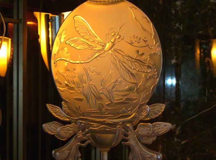 ガレのランプのサムネイル