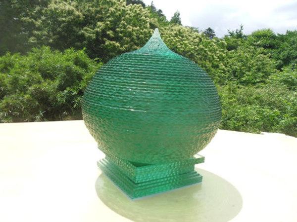 ガラスのギボシ