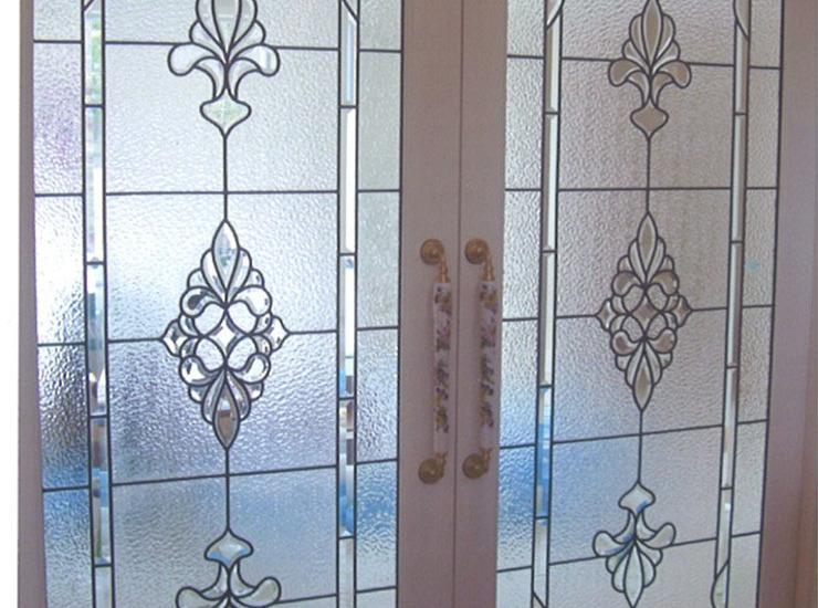 ベベルドグラス使用のサムネイル