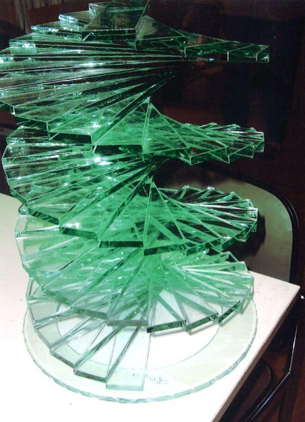積層アートガラス(立体)(接着アートガラス)