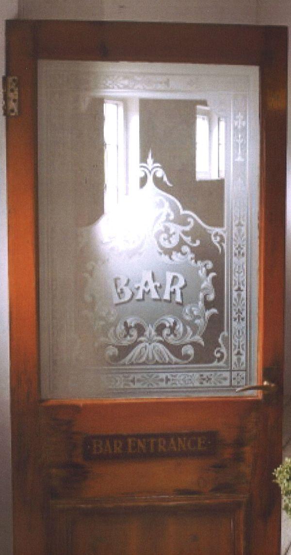 アシッドエッチングガラス(建築、住宅エッチングガラス)