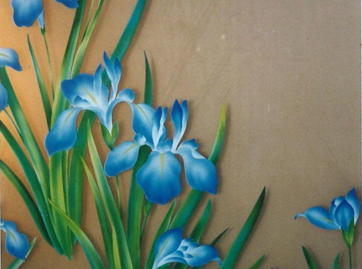 菖蒲の花のサムネイル