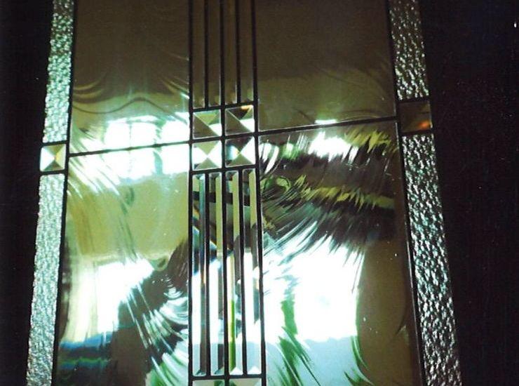 ベベルドステンドグラスのサムネイル