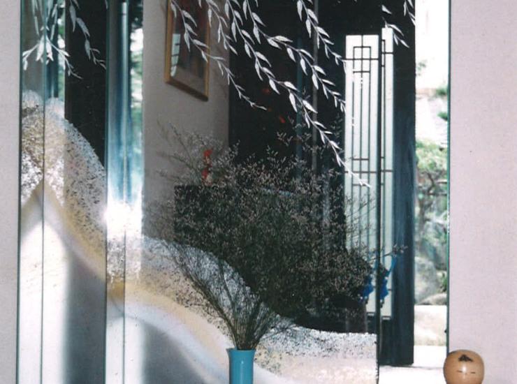 玄関ミラーのサムネイル