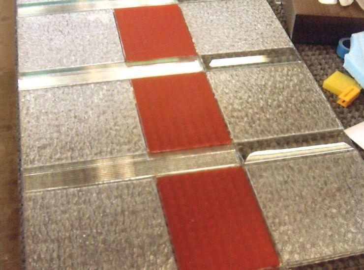鉛線の無いステンドグラス 2のサムネイル
