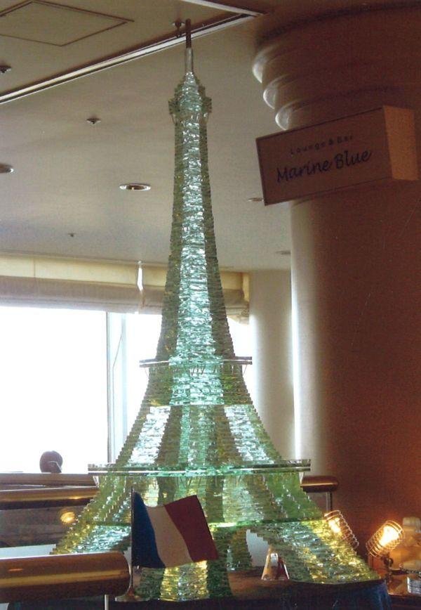 ホテルアートガラス (積層・ガラス造形)