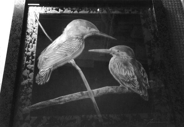 ガラス彫刻(工芸エッチングアートガラス)