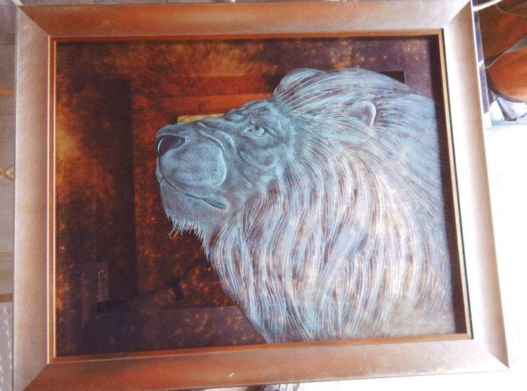 ライオン(獅子)のサムネイル