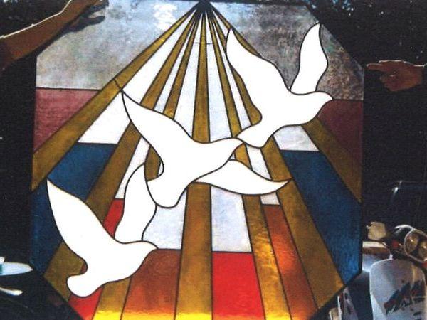 平和のシンボル・ハト