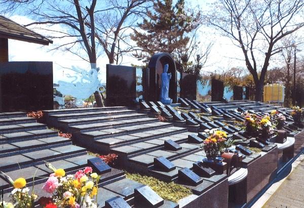 アートガラス墓石 (エッチングガラス墓石)