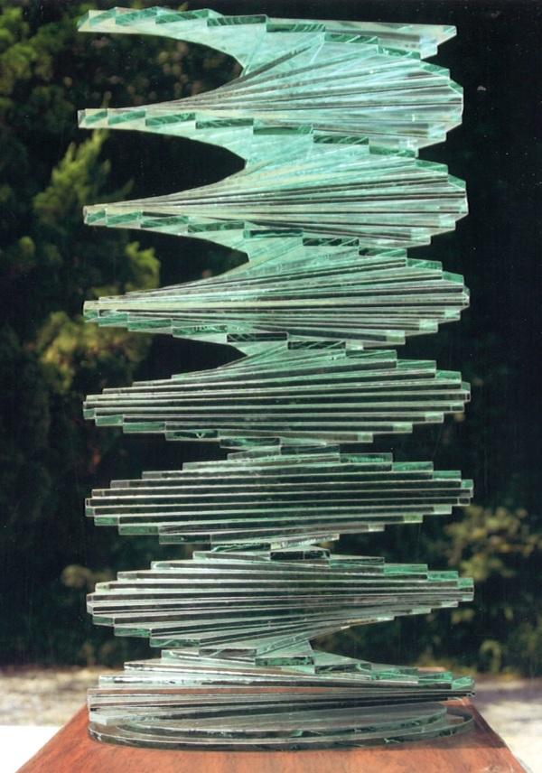 オブジェガラス(建築アートガラス)