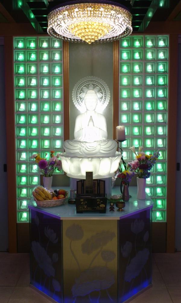 ガラス墓(納骨堂アートガラス)