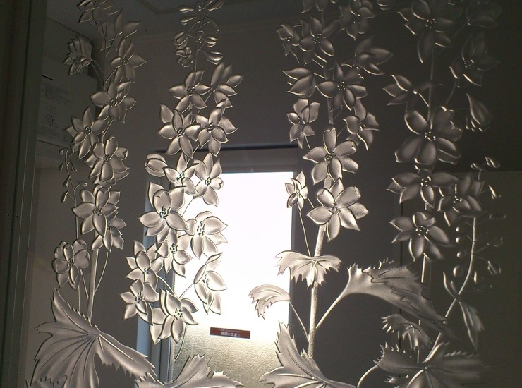 植物のパーティションのサムネイル