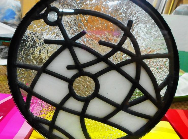アートガラス墓 1のサムネイル