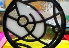 アートガラス墓 2