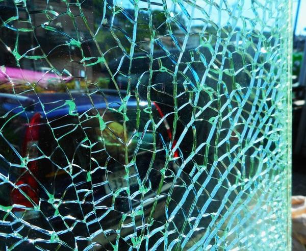 アートガラス建材(建築アートガラス)